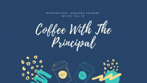 Coffee with the Principal & PTO Meeting