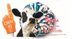 Chick-fil-A Spirit Night @ Chick-fil-A Sawyer Heights